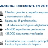 Documenta, Centro Especial de Empleo de referencia en la gestión documental